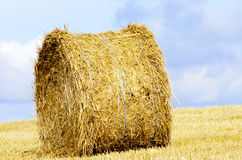 Straw roll Royalty Free Stock Photos