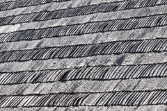 Straw roof Stock Photos