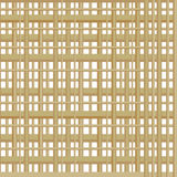 Straw seamless texture. Vector Royalty Free Stock Images
