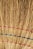 Straw sweep texture Royalty Free Stock Photos