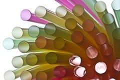 Straw swirl Stock Image