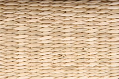 Straw texture. Straw basket texture for background stock photos