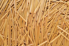 Straw texture background Royalty Free Stock Image