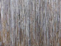 Straw wall as a texture and background 2. Straw wall as a texture and background stock photo
