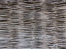 Straw wall as a texture and background 1. Straw wall as a texture and background stock photography