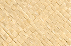 Straw weave background texture Stock Image