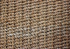 Straw Weave Texture. Straw rustic and organic weave natural texture stock image
