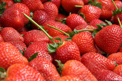 Strawberies Stock Afbeeldingen