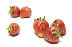 Strawberies Royalty-vrije Stock Foto