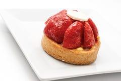 Strawberrie Cake Royalty Free Stock Image