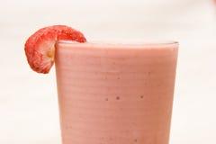 strawberrie smoothie Стоковое Фото