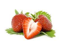 Free Strawberries Stock Images - 14232384