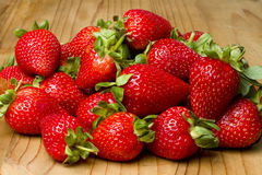 Free Strawberries Stock Images - 17365314