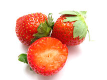 Strawberries Royalty Free Stock Image