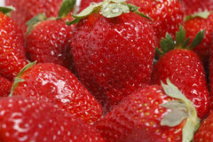 Strawberries. Bundle of fresh strawberries Royalty Free Stock Photo