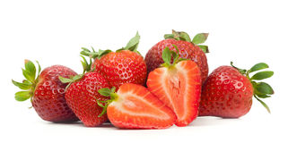 Free Strawberries Stock Photography - 38998472