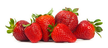 Free Strawberries Royalty Free Stock Photos - 38998488