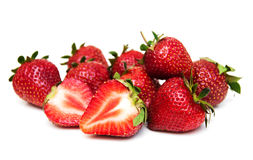 Strawberries Stock Photography