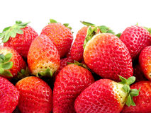 Strawberries. Study Royalty Free Stock Photography