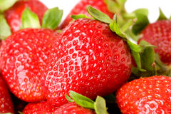 Strawberries. A fresh and tasty strawberries Stock Image
