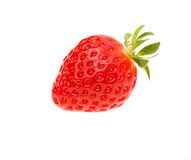 Strawberries berry isolated on white background Stock Photo