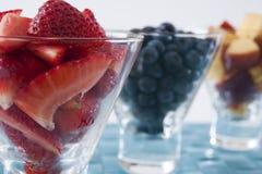 Free Strawberries, Blueberries And Nectarines Stock Image - 18904221