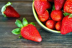 Strawberries. Royalty Free Stock Image