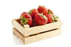 Strawberries close-up Stock Photo
