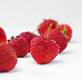Strawberries Composition Stock Image