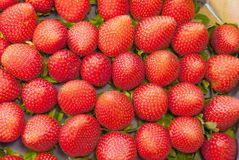 Strawberries. Gorgeous strawberry for background and not only Stock Photos