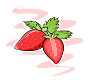 Strawberries Royalty Free Stock Images