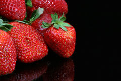 Strawberries II stock photography