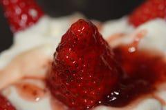 Strawberries III stock photos