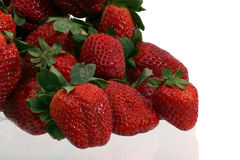Strawberries III. Strawberry Royalty Free Stock Images
