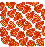 Strawberries illustration Stock Photo