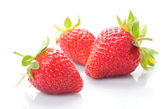 Free Strawberries Isolated Royalty Free Stock Photos - 17861398