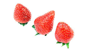 Strawberries Royalty Free Stock Photography