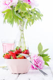 Strawberries. Stock Photos