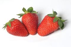 Strawberries seasonal fruit farming Emilia Romagna Italy Stock Images