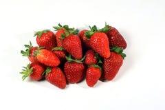 strawberries seasonal fruit farming Emilia Romagna Italy Royalty Free Stock Photos