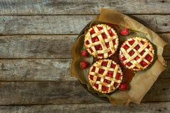 Strawberries tart Stock Photography