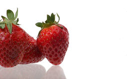 Strawberries V Royalty Free Stock Photography
