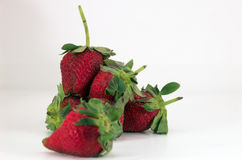Strawberries2. I love strawberries Royalty Free Stock Photos