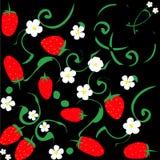 strawberris картины Стоковая Фотография