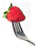 Strawberry. Close-up Royalty Free Stock Photos
