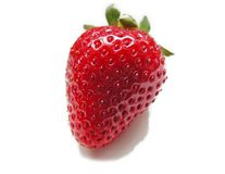 Strawberry. Fresh strawberry - ready to eat Royalty Free Stock Photography