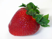 Strawberry. A yummy strawberry royalty free stock image