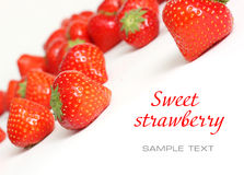 Strawberry Royalty Free Stock Photography