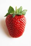 Strawberry. Close up of a strawberry with vibrant colors Stock Images