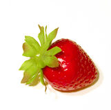 Strawberry. Artificial strawberry Stock Images